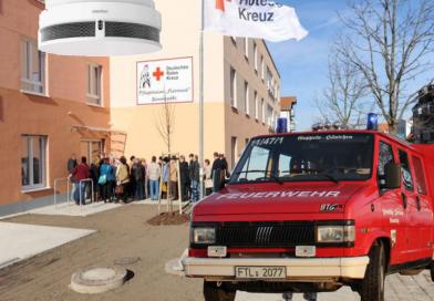 Brandmeldeanlage DRK Pflegeheim Florence
