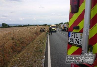Verkehrsunfall S191