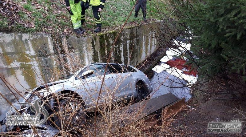 Verkehrsunfall Possendorf