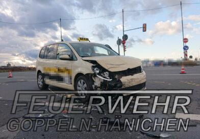 Verkehrsunfall auf B170/Boderitzer Str.